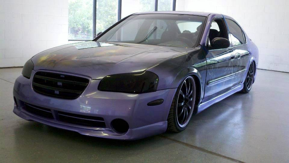 Fully Customized 2003 5thgen Maxima With Lambosuicide Doors Air