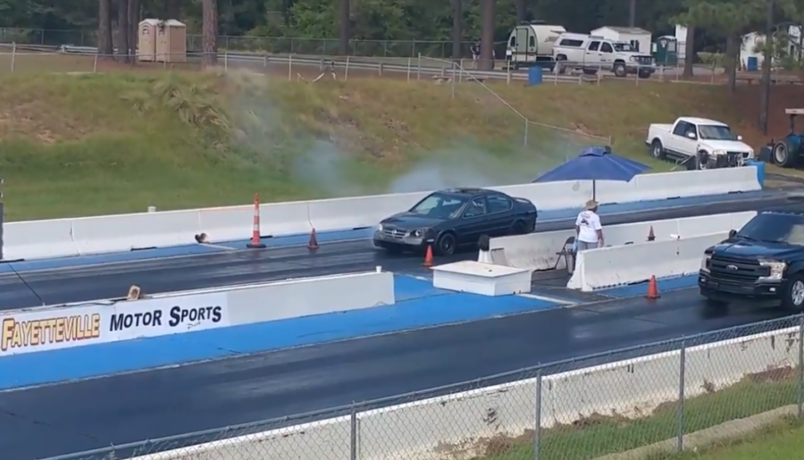 NISformance Breaks All Motor 1/4 Track Record – 11.75 @ 114 MPH
