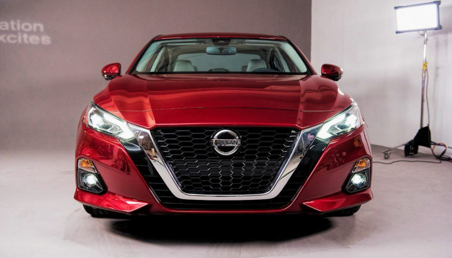 Introducing the All New 2019 Nissan Altima at NYC Auto Show (w/ Turbo & AWD Options)