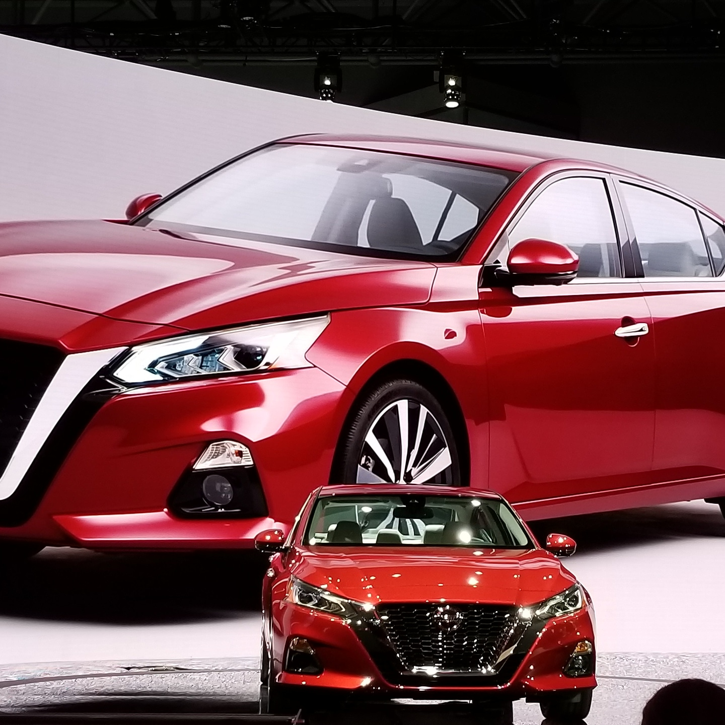 Introducing The All New 2019 Nissan Altima At NYC Auto