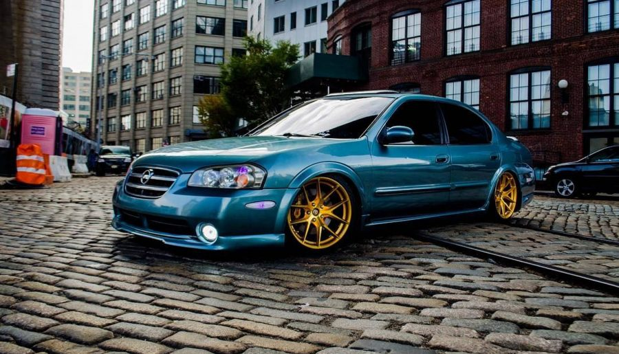 Travis HD's 5thgen Maxima from NYC